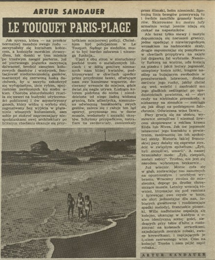 Le Touquet Paris - Plage