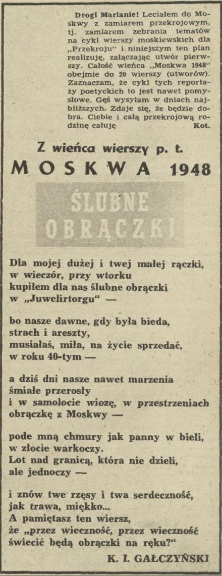 Archive Przekrój Magazine