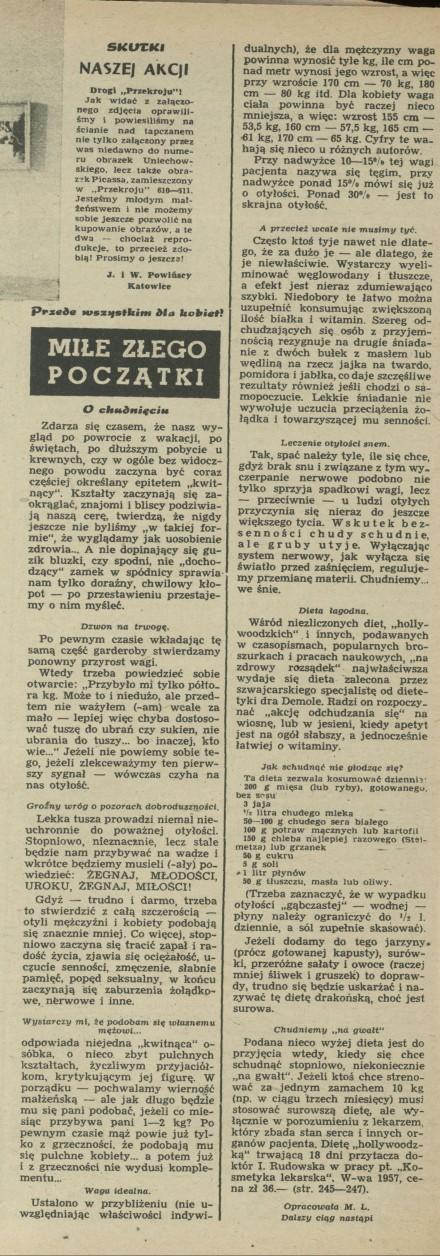 Archiwum Numer 2457 1992 Przekroj Magazine
