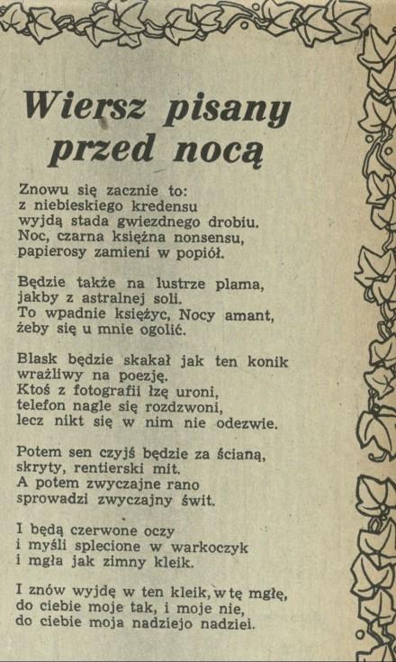 Rubryka Rozmaitości 2 Archiwum Strona 45 Dekada 1950