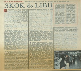 Skok do Libii