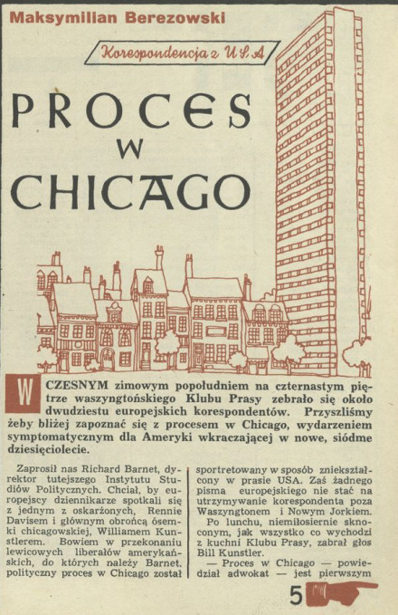 Proces w Chicago