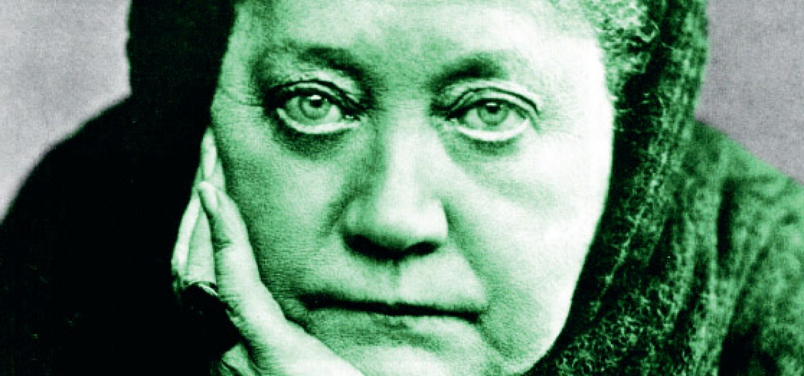 Madame Blavatsky - Przekrój Magazine