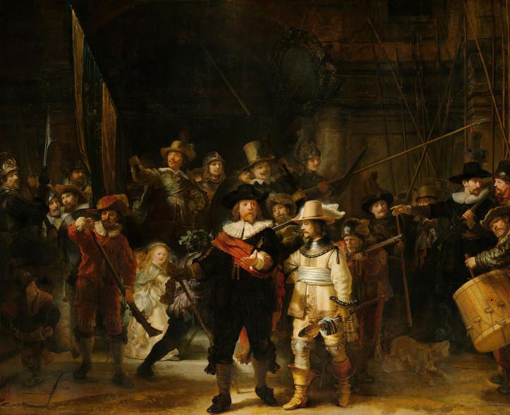 Rembrandt Naszych Czasów Kwartalnik Przekrój