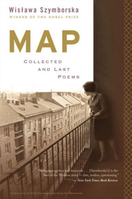 """Map: Collected and Last Poems"" by Wisława Szymborska"