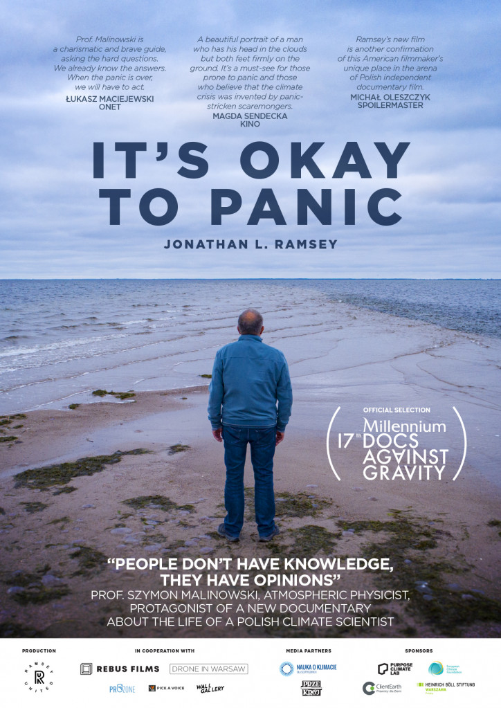 """It's Okay to Panic"". Photo: ©2020 Ramsey United"