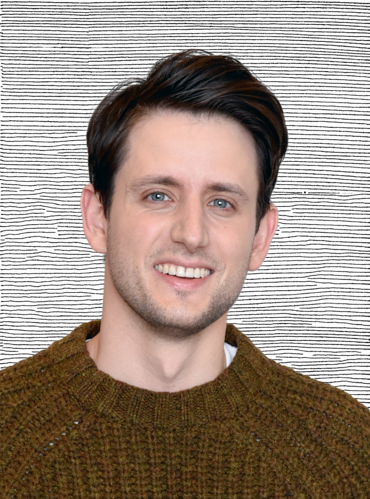 Zach Woods (Getty Images)