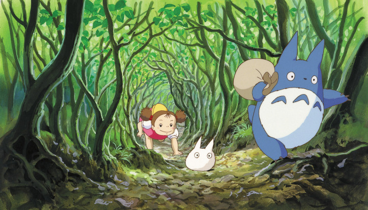 """My Neighbour Totoro"". © 1988 Studio Ghibli / Gkids"