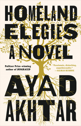 """Homeland Elegies"" by Ayad Akhtar, Little, Brown and Company, New York 2020"