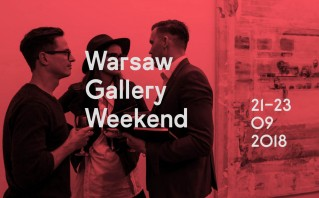 Warsaw Gallery Weekend 2018