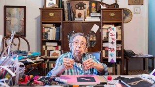 The Studio Was Her Entire World. The Late Fame of Geta Brătescu (audio)