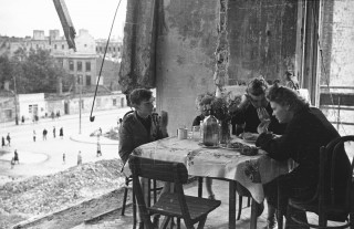 Three Poems on the Warsaw Uprising