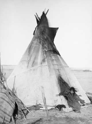 A Typical Tipi