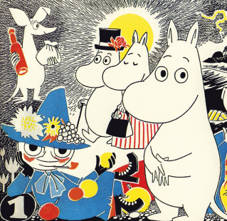 The Moomins Have Never Been More Popular
