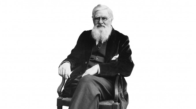 The Ecstasy of Alfred Russel Wallace