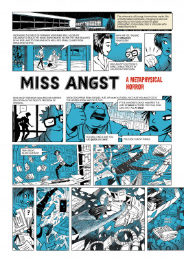 Miss Angst – Part 2 (Michel de Montaigne)