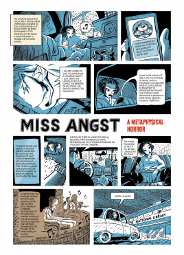 Miss Angst – Part 3 (John Stuart Mill)