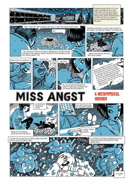 Miss Angst – Part 4 (Epicurus)