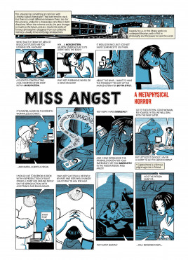 Miss Angst – Part 5 (William James)