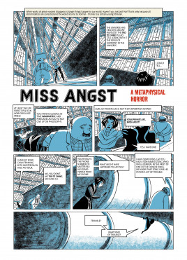 Miss Angst – Part 7 (Lao Tzu)
