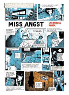 Miss Angst – Part 8 (Nietzsche)