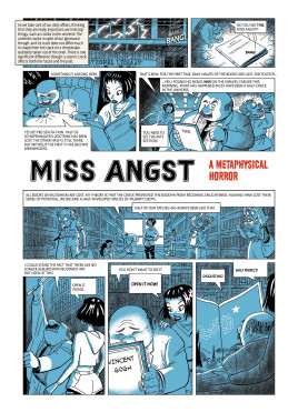 Miss Angst – Part 10 (Buddha)