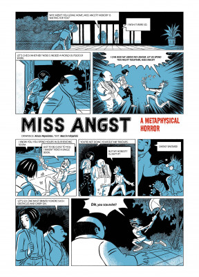 Miss Angst – Part 11 (Karen Horney)