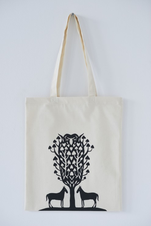 """The Tree of Life"" tote bag"