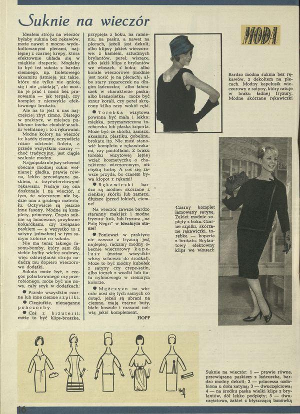 Numer 815 20 November 1960 Str 1617 Archiwum
