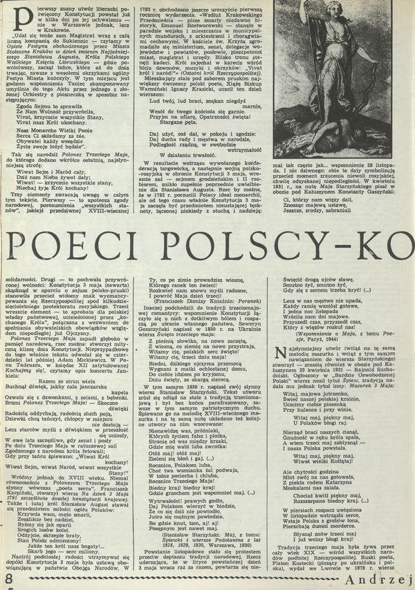 Numer 2394 12 May 1991 Str 89 Archiwum Przekrój