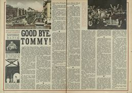 Good bye, Tommy!